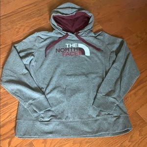 The North Face Hooded Sweatshirt XL